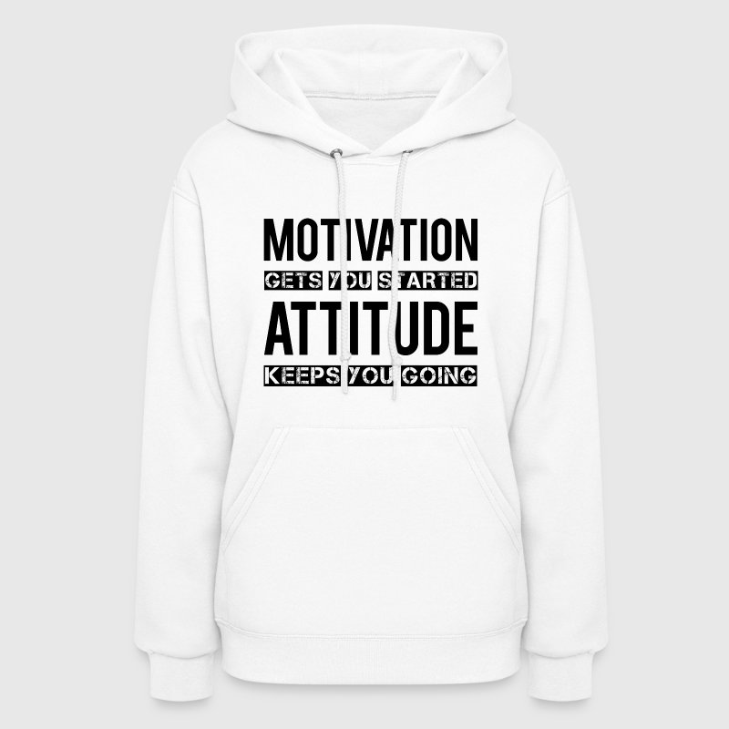 Motivation - Women's Hoodie