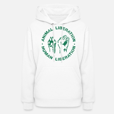 Animal Rights animal rights - Women's Hoodie
