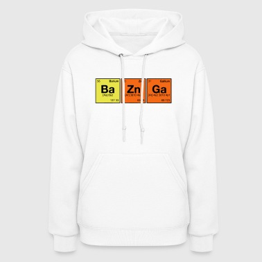 Biology THE BAZNGA ELEMENT - Women's Hoodie