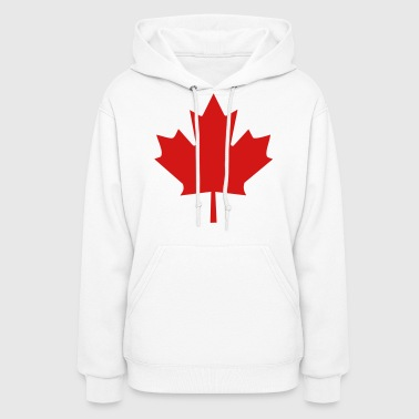 Maple Leaf - Women's Hoodie