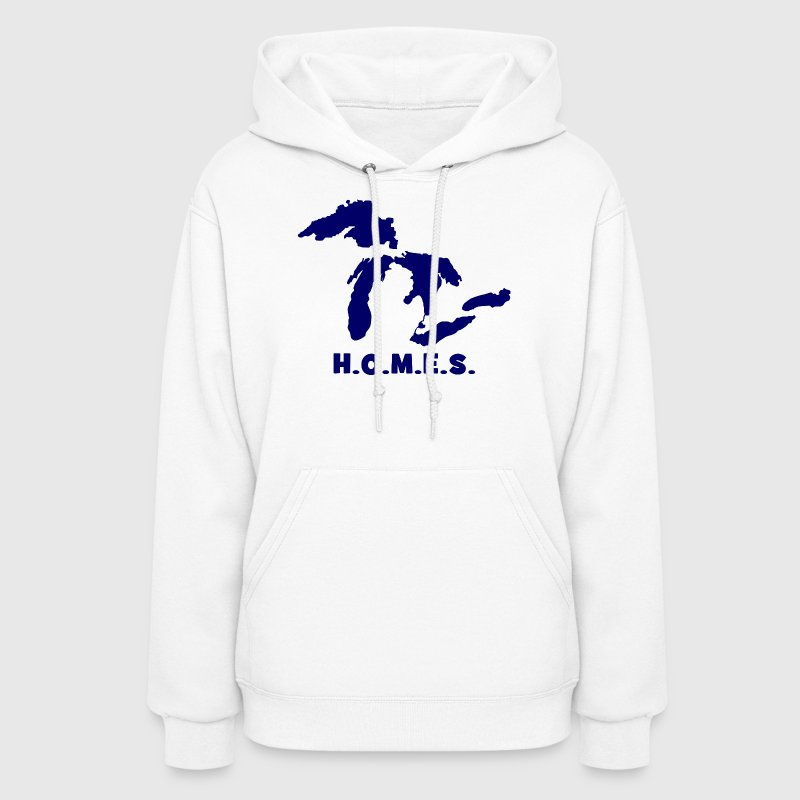 Classic Great Lakes Homes H.O.M.E.S. - Women's Hoodie