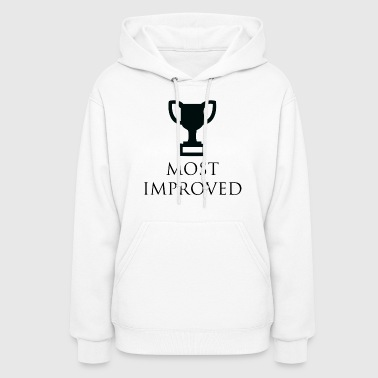 Most Improved Trophy - Women's Hoodie