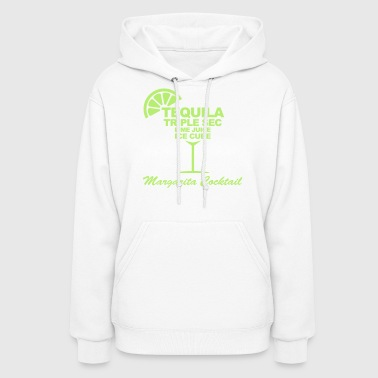 Margarita Cocktail - Women's Hoodie