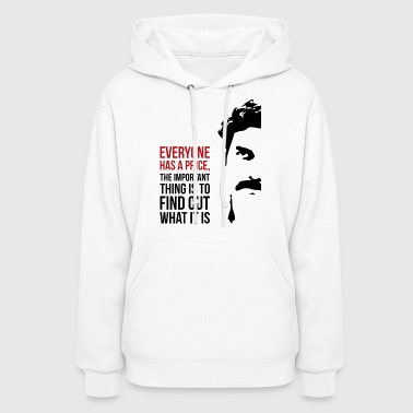Everyone has a price - Women's Hoodie