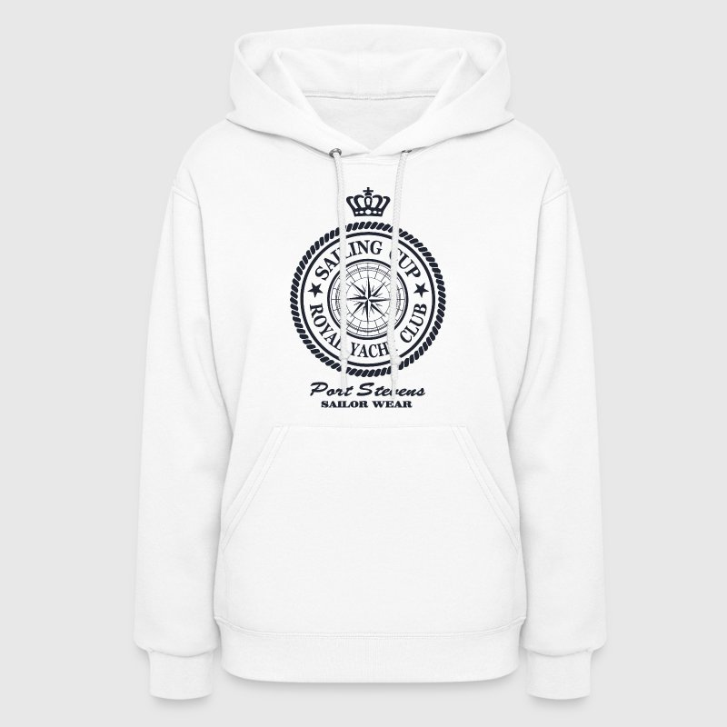 Sailing Cup - Royal Yacht Club - Women's Hoodie