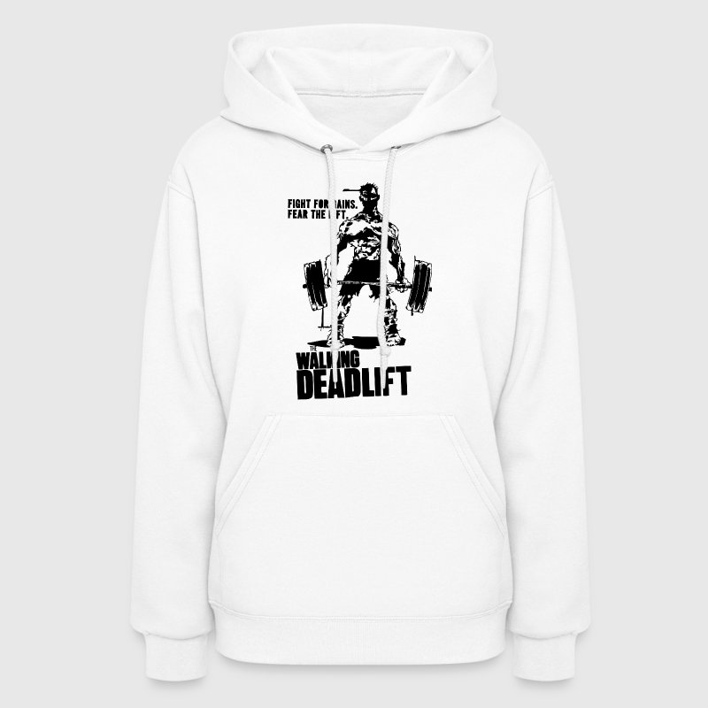 The Walking Deadlift - Women's Hoodie