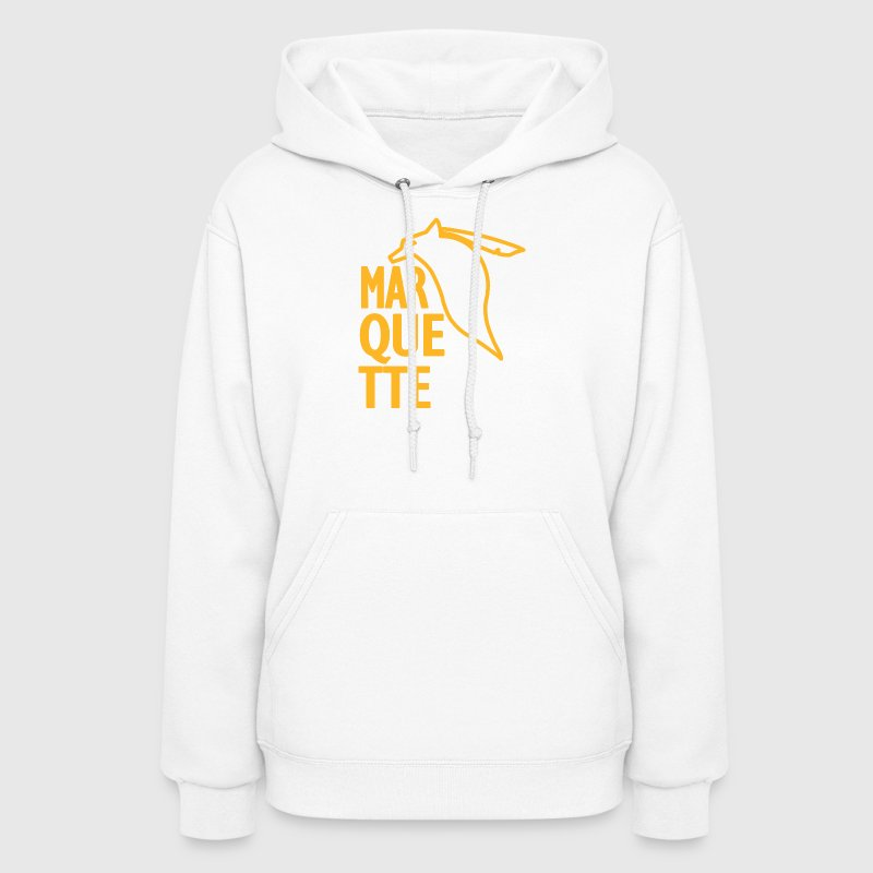 Marquette Old School Vintage Warriors - Women's Hoodie