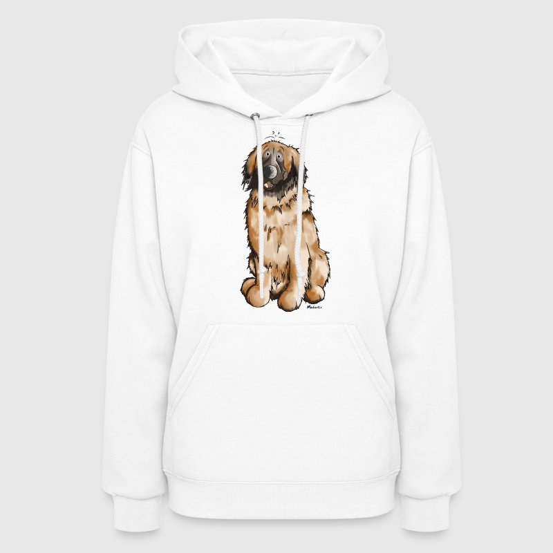 Leo the Leonberger - Women's Hoodie