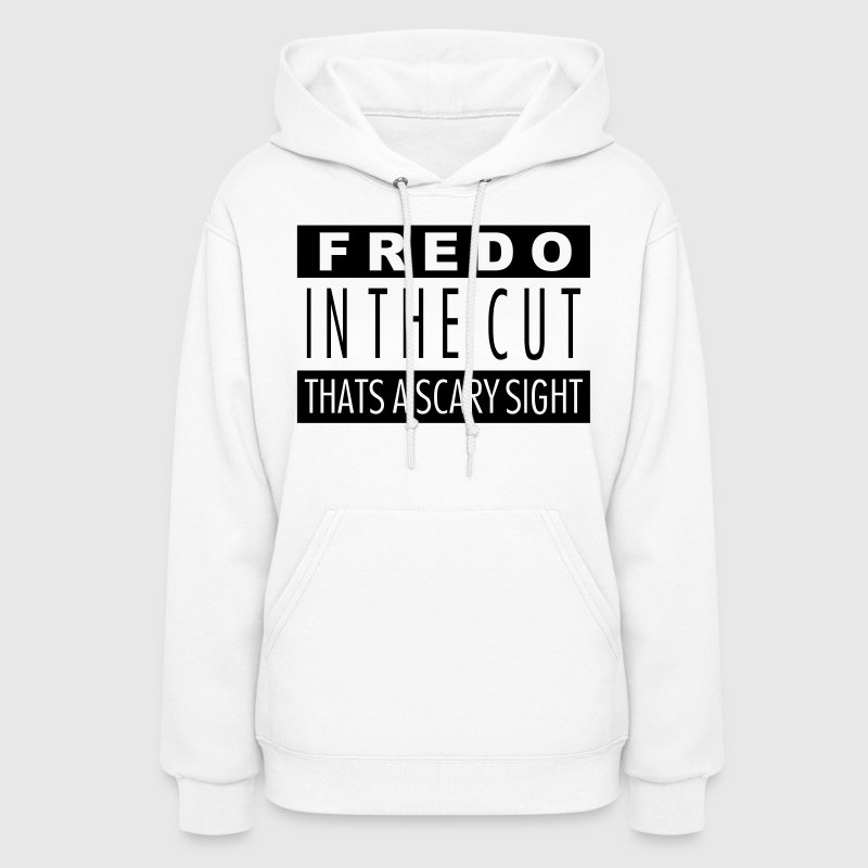 FREDO IN THE CUT - Women's Hoodie