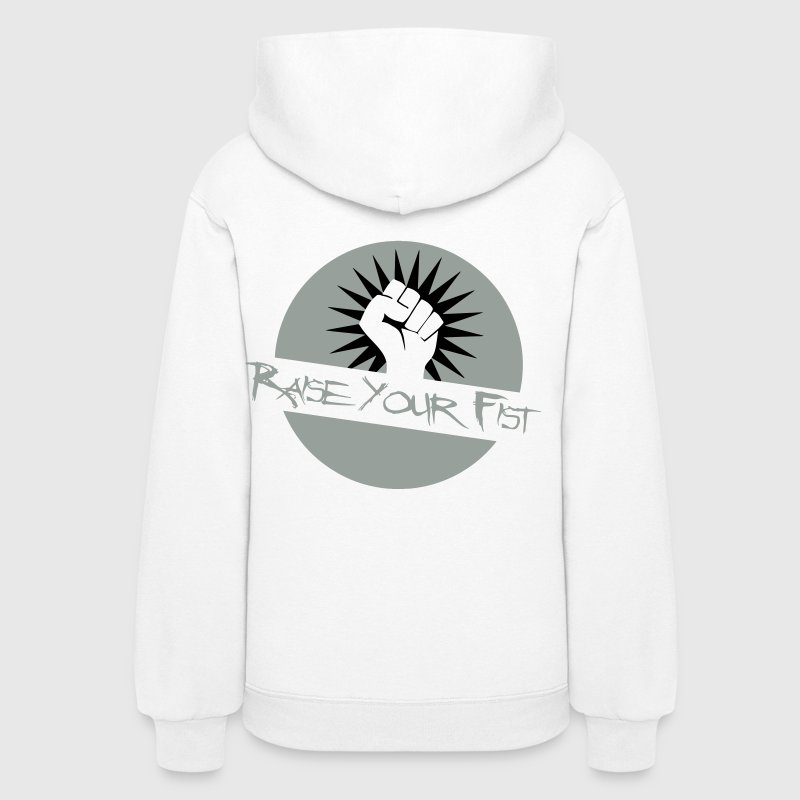 Raise Your Fist - Women's Hoodie