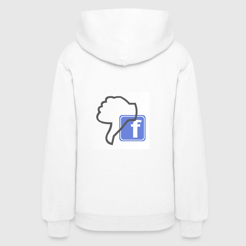 FACEBOOK SUCKS - Women's Hoodie