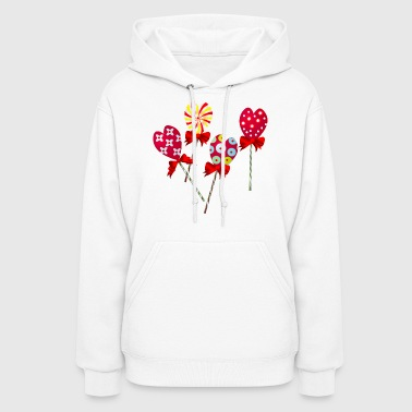 Candy - Women's Hoodie