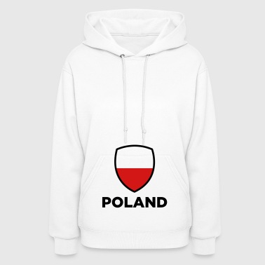 National Flag of Poland - Women's Hoodie
