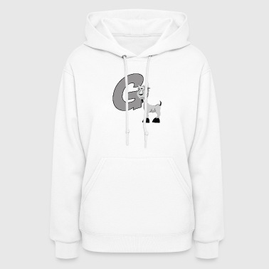G Is For Goat - Women's Hoodie