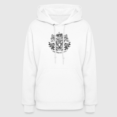 MIDDLE AGE 1890 - Women's Hoodie