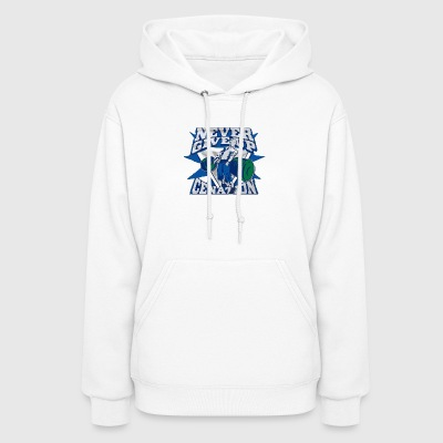 Never giveup cenation - Women's Hoodie