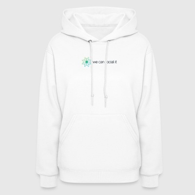 WCSI_RGB_High-Res_Horizontal - Women's Hoodie