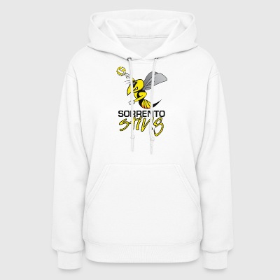 Sorrento Sting Beach Volleyball - Women's Hoodie