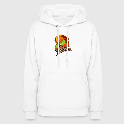 BLANCA Street Fighter - Women's Hoodie
