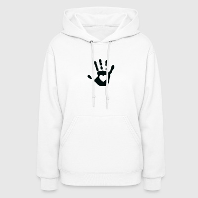 Touch of Love - Women's Hoodie