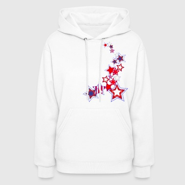 Stars and Stripes - Women's Hoodie