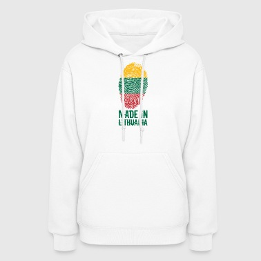 Made in Lithuania - Women's Hoodie