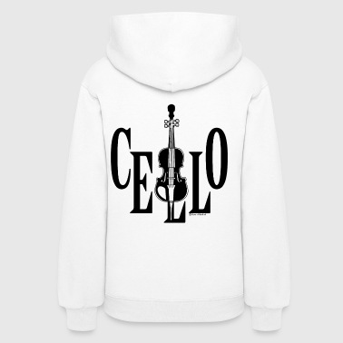 Cello In Cello - Women's Hoodie