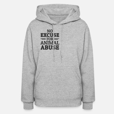 Animal Liberation Stop Animal Abuse Animal Rights Animal Welfare - Women's Hoodie