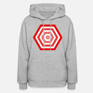 Hexagon hexagon - Women's Hoodie