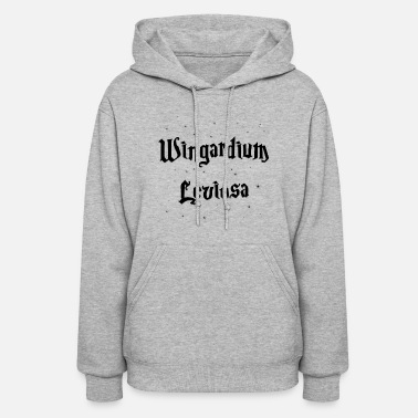 Harry-potter-shirt Wingardium Leviosa Harry Potter Shirt - Women's Hoodie