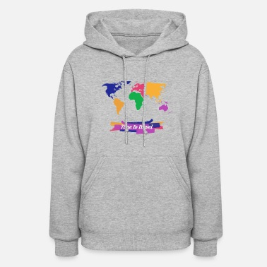 Time Travel time to travel - Women's Hoodie