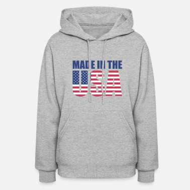 Made In Usa made in usa - Women's Hoodie
