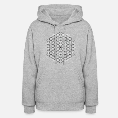 Hexagon Hexagone - Women's Hoodie