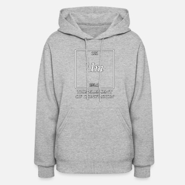 Element The element of confusion - Women's Hoodie