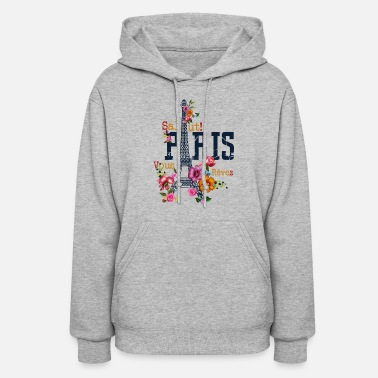 Marseille I like Paris - Women's Hoodie