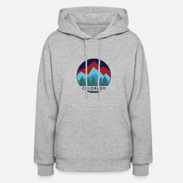 Colorado Colorado Mountains Nature Hike - Women's Hoodie