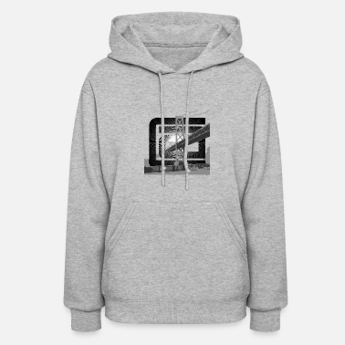 Golden Gate SF California Golden Gate - Women's Hoodie