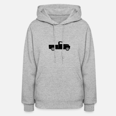 Pick Up Truck Pick-up Truck - Women's Hoodie