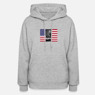 Martin Luther King Martin Luther King Jr Day's Graphic Novel - Women's Hoodie