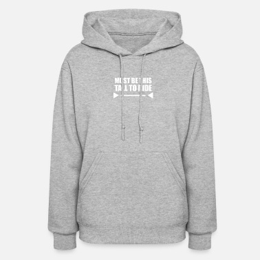 Tall THIS TALL - Women's Hoodie