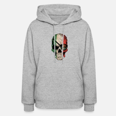 Pirate Skull Mexican Pirate Skull - Women's Hoodie