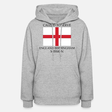 Birmingham England Birmingham LDS Mission Called to Serve - Women's Hoodie