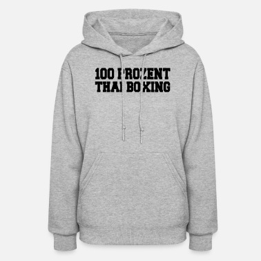 Thai-boxing Thai Boxing - Women's Hoodie