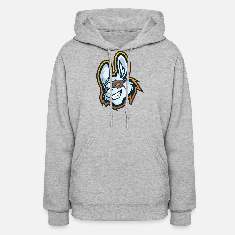 e6f7cc84c2ab4 Twitch Hoodies   Sweatshirts - League of Legends Misfits - Women s Hoodie heather  gray