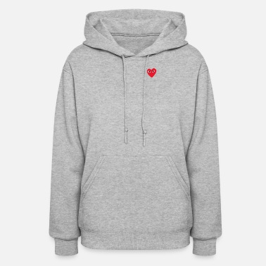 Heart Eyes eye Heart - Women's Hoodie