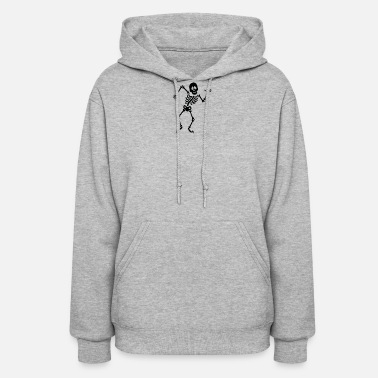 Skeleton Costume Skeleton - Women's Hoodie