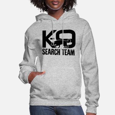 Search K-9 Search and Rescue - Women's Hoodie