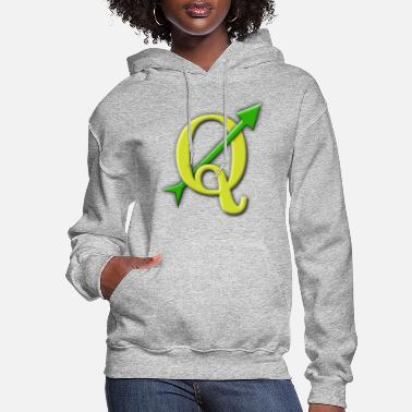 Qgis QGIS Logo With Only Symbols - Women's Hoodie