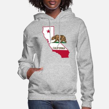 California California Republic - Women's Hoodie