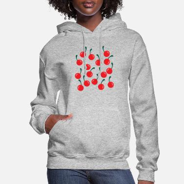 Fruit Cherry - Women's Hoodie